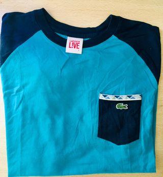 Camiseta Lacoste Live Mujer