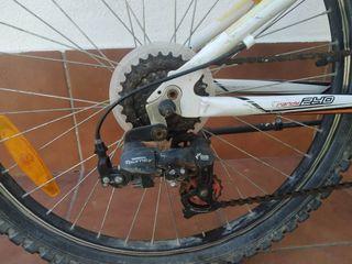 bici niño 24