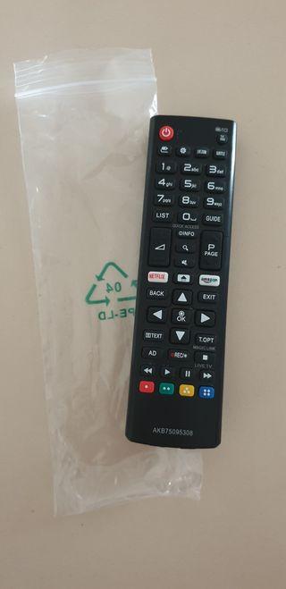 "Mando Lg Smart Tv ""New"""