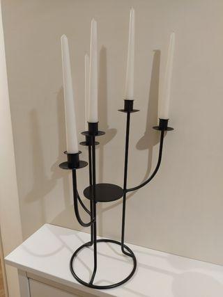 Candelabro para decoración moderno