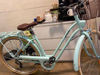 Bicicleta de paseo elops