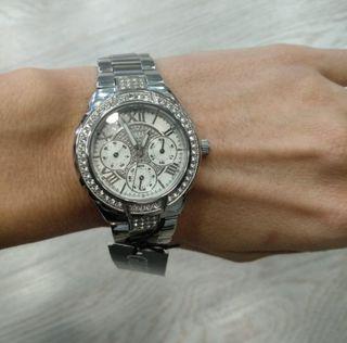 Reloj Guess mujer Acero y circonitas