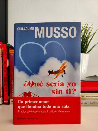 Que sería yo sin ti?. Guillaume Musso