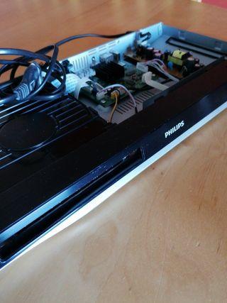 Reproductor Blu-ray para piezas