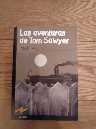LIBRO DE LAS AVENTURAS DE TOM SAWYER