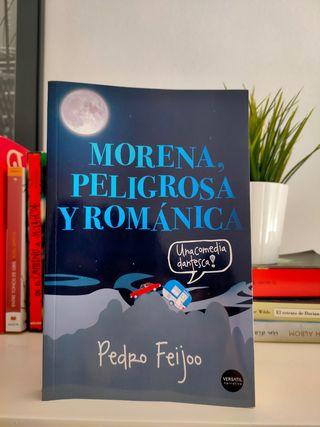 Morena, peligrosa y romántica. Pedro Feijoo