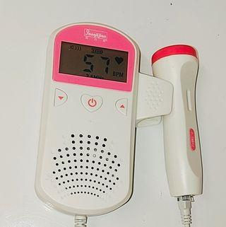 baby doppler baby heart beat rate monitor
