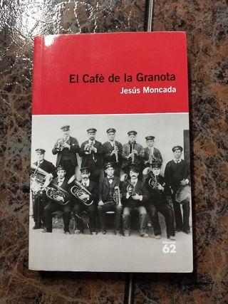 """Libro """"El Cafè de la Granota"""" (catalán)"""