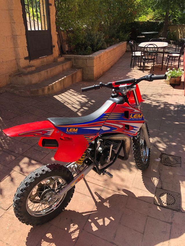 Moto LEM 50cc