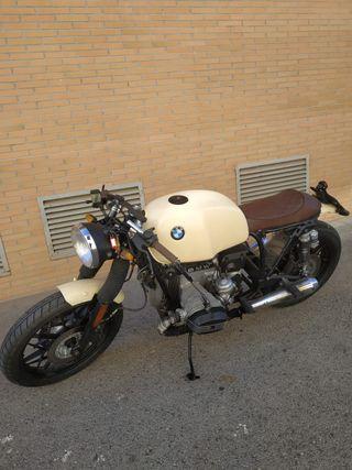 BMW R 100 RS cafe racer, brat style, scrambler
