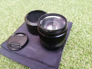 Objetivo Fujifilm XF 56 mm f:1.2 R