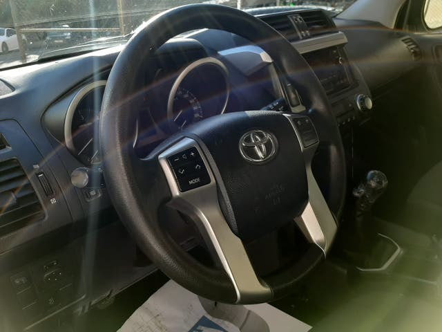 Toyota Land Cruiser 150 2016