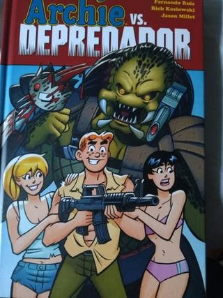 Archie Vs Depredador
