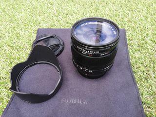 Objetivo Fujifilm 14 mm f:2.8 XF R