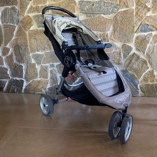 Baby Jogger City Mini 3 + accesorios