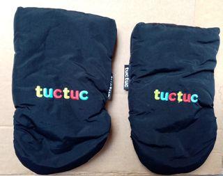 Manoplas/guantes para silla de paseo