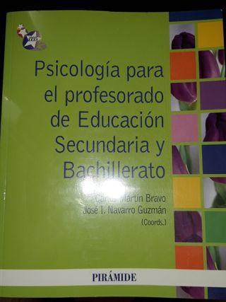 Psicología para profesorado