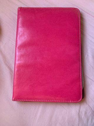 Funda tablet 10 pulgadas rosa