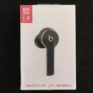 Beats Studio Pro Pure ANC Black New Sealed