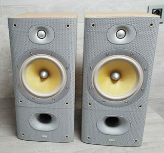 Altavoces bowers wilkins DM602 S3 monitores