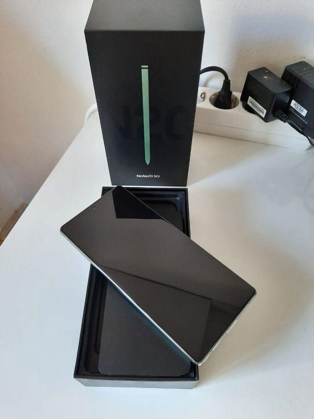 Samsung galaxy note s20 5G