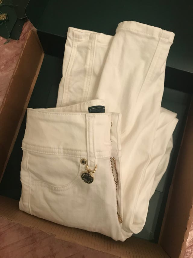 Holland Cooper size 6 skinny jeans