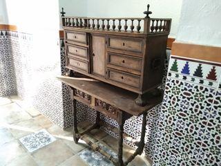 Mueble Bargueño vintas