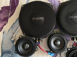 Kit de altavoces GLADEN RS100