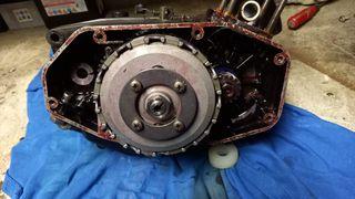Motor Rieju Rv