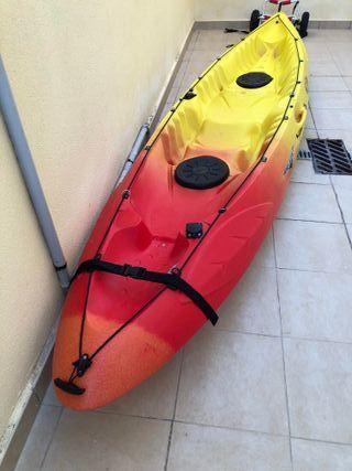 Kayak para 2 (+2) Rotomod Ocean Quatro