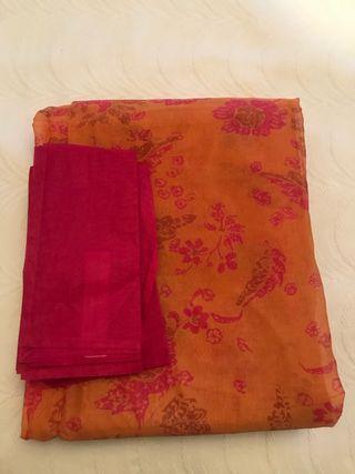Mantel de Zara Home más 5 servietas