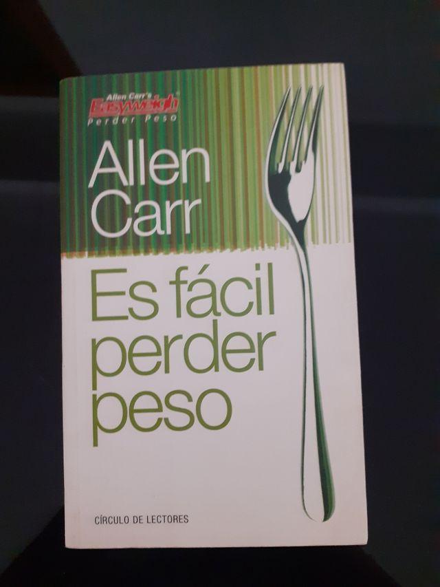 ES FÁCIL PERDER PESO DE ALLEN CARR