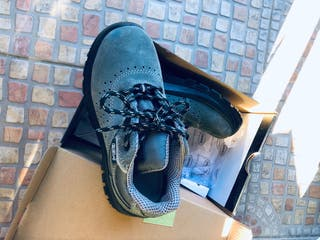 Zapatos de seguridad,punta de acero Panter Num 37