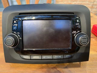 Radio multimedia Cd Fiat 500 L