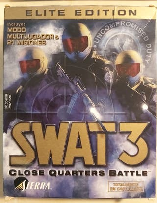 Swat 3 Elite Edition Big Box