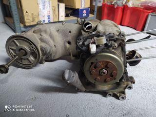 despiece motor Yamaha majesty 125