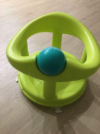 Asiento bañera bebé Safety 1st NUEVO