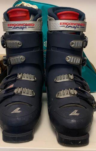 Botas de esquiar Hombre marca Lange talla 42