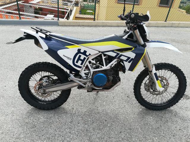 Husqvarna 701 Enduro