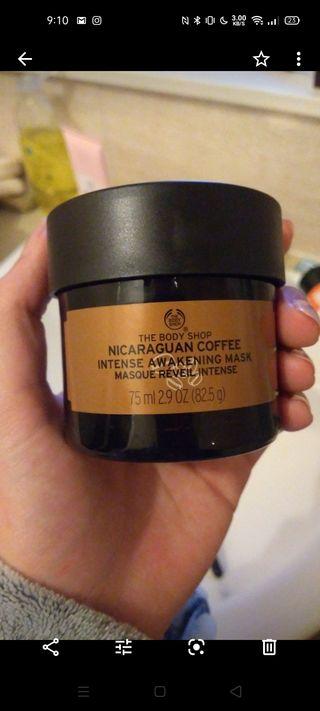 Nicaraguan Coffee Face Mask