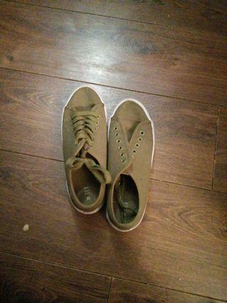 zapatillas tipo victoria