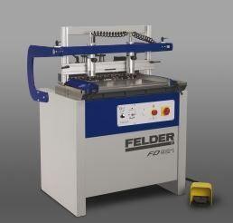 Taladradora múltiple de primera clase FELDER FD921