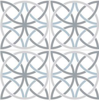 Azulejo económico hidráulico 45x45