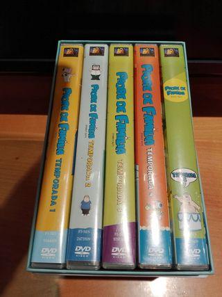 Padre de Familia DVD Pack Temporadas 1 a 5