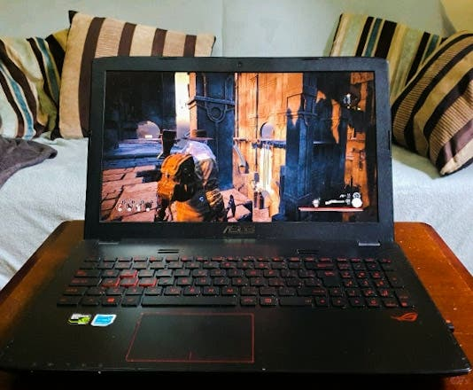 Gaming Laptop ASUS ROG GL752VX, SSD, 16GB RAM