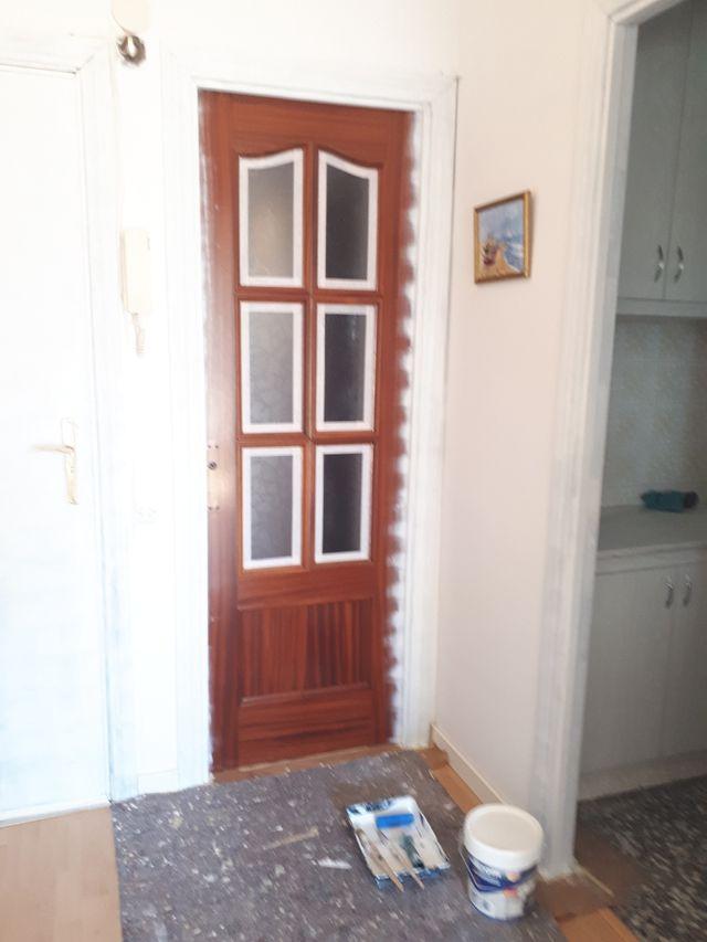 pintar puertas