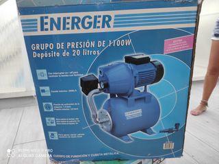 Grupo de presión ENERGER