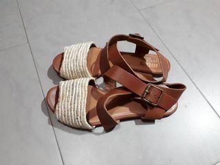 Sandalia mustang