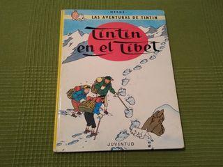 Tintin en el Tibet (Las Aventuras de Tintin)