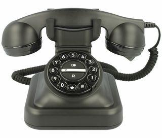 TELÉFONO REPLICA DE DISEÑO RETRO GRAHAM